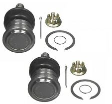 For Toyota 4Runner Sequoia Tundra Set of 2 Front Upper Ball Joints Pair Moog
