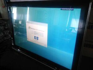 "HP IQ500 (IQ512DE) TouchSmart PC 22"" Touchscreen 4GB RAM 500GB HD AllInOne PC"