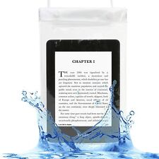 BIANCO Cover Custodia Impermeabile Borsa Custodia per Amazon Kindle Fire 7, Touch, Paperwhite