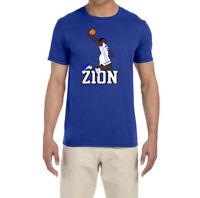 Duke Basketball Zion Williamson Dunking T-shirt