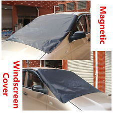 Car Magnet Windshield Sun Shield Snow Ice Frost Freeze Protector Cover Portable
