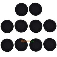 10pcs 50mm Foam Pads Ear Pad Sponge Earpad Headphone Cover For Headset 2""