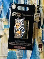 Disney Star Wars Her Universe Share Or Use The Force Ahsoka Tano Single Pin