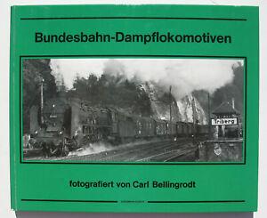 Bundesbahn-Dampflokomotiven fotografiert von Carl Bellingrodt - Eisenbahn Kurier