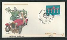 ITALY # 1594-1595 EUROPA 1984 FLEETWOOD FIRST DAY COVERS