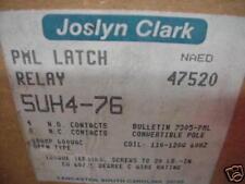 NIB Joslyn Latch Relay 5UH4-76