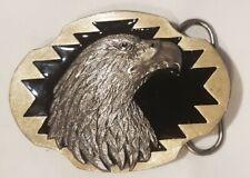 Buckle Gürtelschliesse / Eagle /  original  Siskiyou / USA 1996