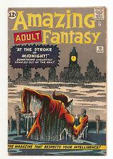Amazing Adult Fantasy 13 in 5.0 VG/FN Ditko Pre-Hero! B@@yah!