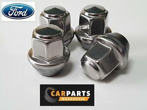 Ford B-Max, C-Max Original Alloy Wheel Nuts M12 X 1.5 19MM OE Wheel Studs X4