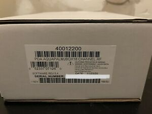 Jandy Zodiac AquaLink J-Box 18 Channel RF 40012200  R0686300 400121