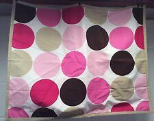 Target Contemporary Home Circles Pillow Sham Dots Pink Brown Shades Vibrant