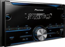 Pioneer Pioner FH-S501BT Double Din CD Receiver with Improved Arc App Compati...