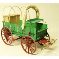 Model Trailways Cowboy Chuck Wagon 1:12 Scale Model Kit
