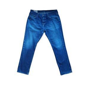 Jean slim straight Hollister   Taille US w36 l32 (46)