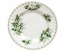 Royal Albert puede plato de ensalada flor del mes serie
