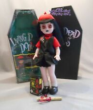 Ldd living dead dolls Exclusive * Cookie * spencer gifts girl scout open