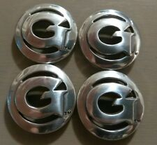 Lot of 4 University of Georgetown Conchos with Screws