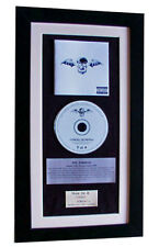 AVENGED SEVENFOLD Same DEAR GOD CLASSIC CD QUALITY FRAMED
