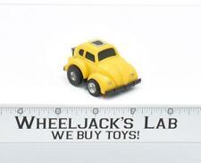 Bumblebee Yellow * 100% 1985 G1 Transformers Volkswagen Beetle Action Figure