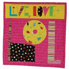 Live, Love & LOL Quilt Pattern by Daisy & Dell designs