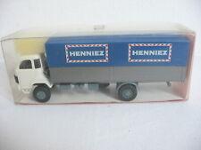 """Roskopf 417 SAURER D290/330 2-Achser """"HENNIEZ"""" OVP 1:87 *Z23"""