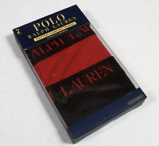 Polo Ralph Lauren Men's 2 Pack Pouch Briefs Cotton Comfort SIZE L