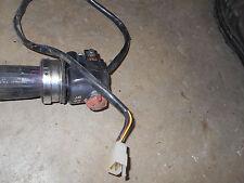 honda cb750 cb750K starter button throttle switch cb750f supersport 1978 1977