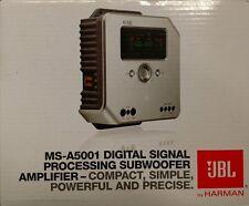 JBL MS-A5001 Digital Signal Processing Mono Channel Subwoofer Amplifier