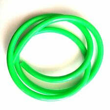 Racing Green Fuel Line Gas Hose For Motorcycle Atv Mini Bike Go Kart 3/16''