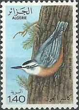 Timbre Oiseaux Algérie 705 ** lot 28581