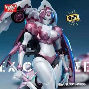 NEW Transformers Toy Big Firebird EX-01 EX01 Nicee Arcee Figure In Stock