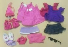 *Mini* Build-A-Bear (BABW) Outfits Clothes Lot - Skirts/Dresses/Princess