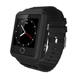 GPS Tracker Watch Children Elderly people SOS Button Real Tracking