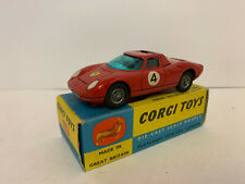 Vintage Corgi Toys 314 Ferrari Berlinetta 250 Le Mans Very Good Condition