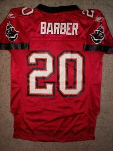 REEBOK Tampa Bay Buccaneers RONDE BARBER nfl Jersey YOUTH KIDS BOYS (s-sm-small)