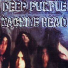 DEEP PURPLE MACHINE HEAD CD NEW unsealed