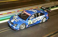 Opel Vectra GTS V8 DTM OPC #10 Manuel Reuter Scalextric C2592A slot car 1/32
