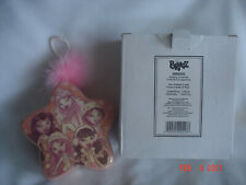 Mint Boxed 2004 Bratz Mga Entertainment Star Shaped Hanging Ornament #0000920