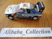 HELLER PEUGEOT 405 T16 Grand Raid N°204 Paris Dakar 1988 Vatanen 1/43  KIT