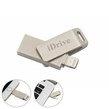 64GB iDrive Apple Metal U Flash Disk USB Memory Stick for iPhone/iPad/iPod/PC