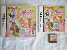 Winx Club Quest For The Codex Jeu Vidéo Nintendo DS