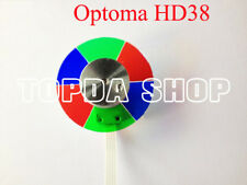 1pc Original parts Optoma HD38 rojection color wheel#SS