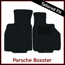 Porsche Boxster 986 1996-2004 Tailored Carpet Car Floor Mats BLACK