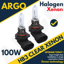 Hb3 9005 100w Upgrade Clear Headlight Dip Beam Bulbs Hid Xenon Lexus Is 200 1999