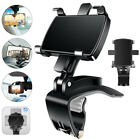 Universal 360° Car Phone Mount Holder For Cell Phone Samsung Galaxy iPhone GPS