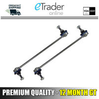 Ford Mondeo MK4 Front Drop Links X2 2007-2014 Stabiliser Anti Roll Bar Link Pair