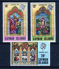 Cayman Islands QEII Christmas 1973 MNH    [C2004-1]