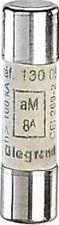 LEGRAND BTICINO zylindersicherung 10a, 10x38mm 13310