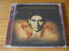 CD Album: Tangerine Dream : Franz Kafka The Castle  : Sonic Poem Series Sealed