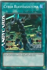 CYBER RIAVVIASISTEMA (Cyber Revsystem) • Super R • MP19 IT118 • Yugioh ANDYCARDS